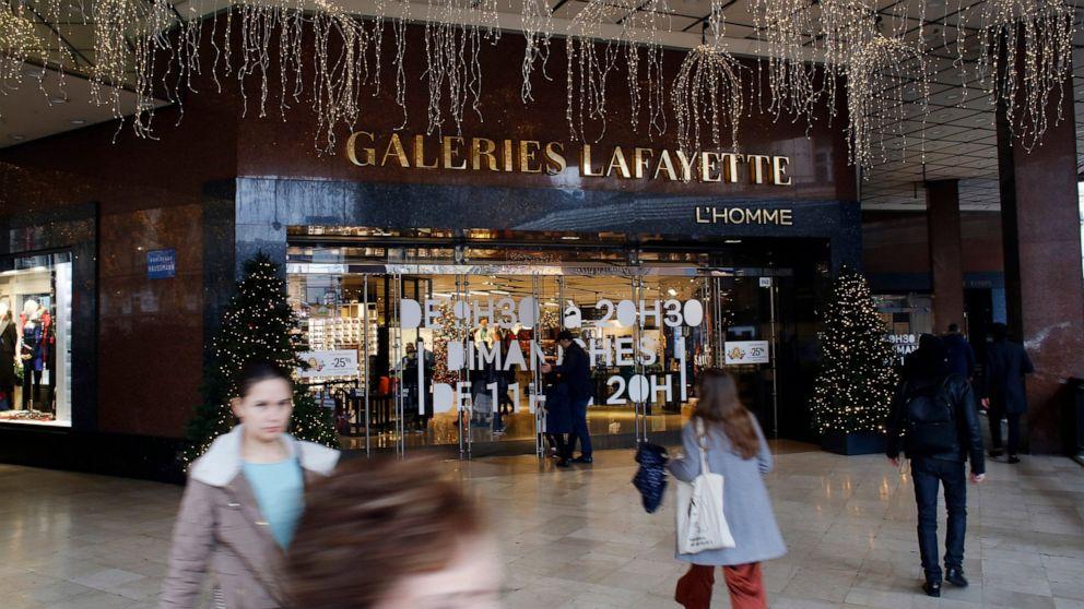 Απεργίες στις συγκοινωνίες διαταράξει Χριστουγεννιάτικο ταξίδι στη Γαλλία