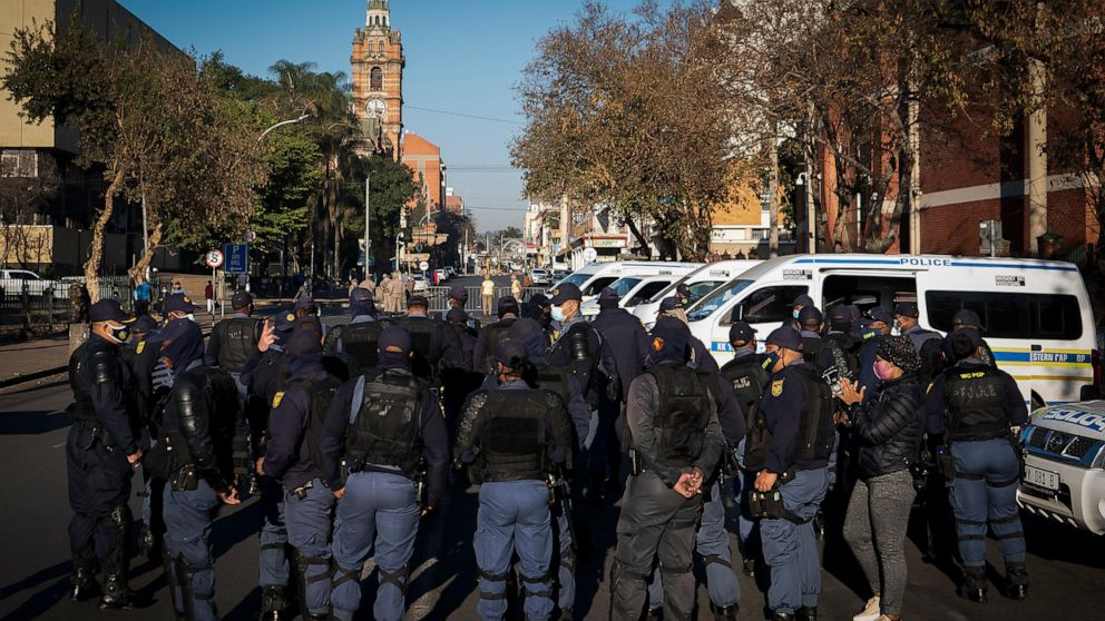 Corruption Trial of South Africa's Former President Postponed to August