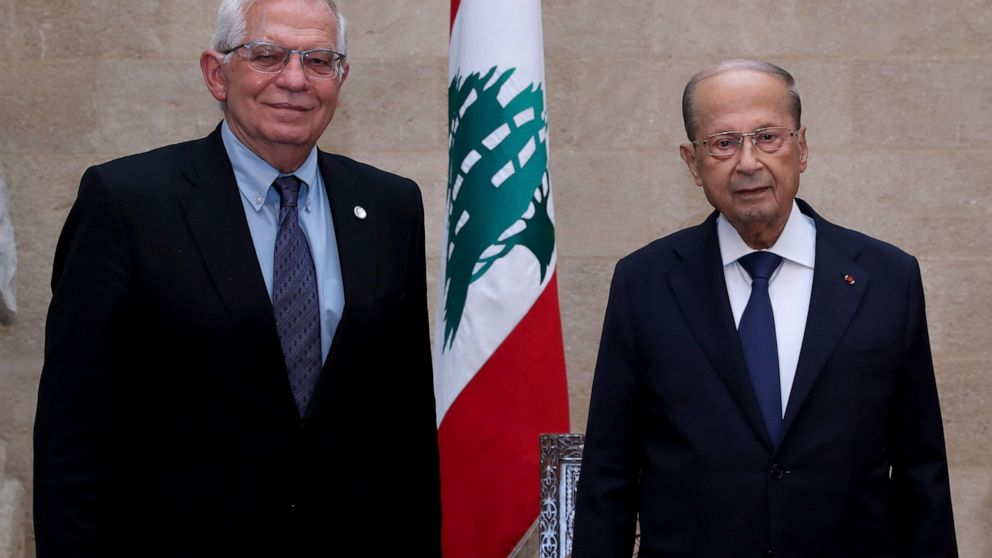 EU diplomat: mistrust at core of Lebanon political crisis