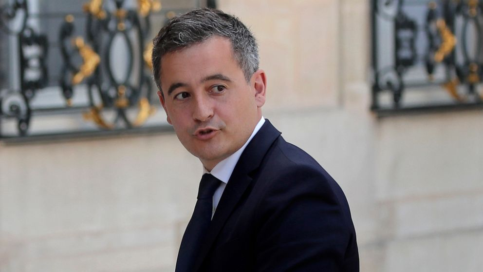 Multiple protests against French minister accused of rape thumbnail