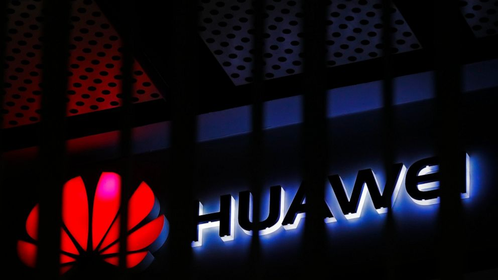 China's Huawei launches ad blitz as UK reconsiders its role thumbnail
