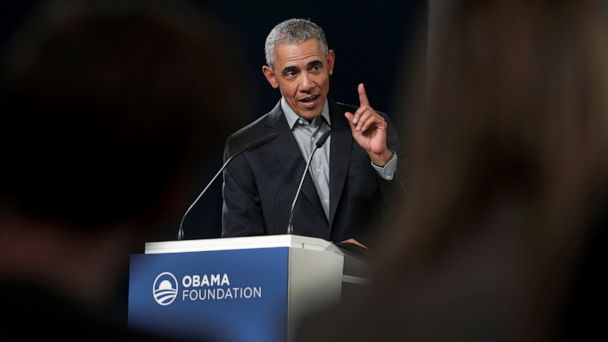 Obama tells young Europeans to foster reasoned online debate