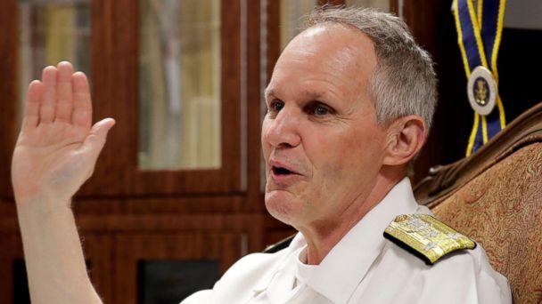 US Navy won't alter sail-bys at sea despite China maneuver
