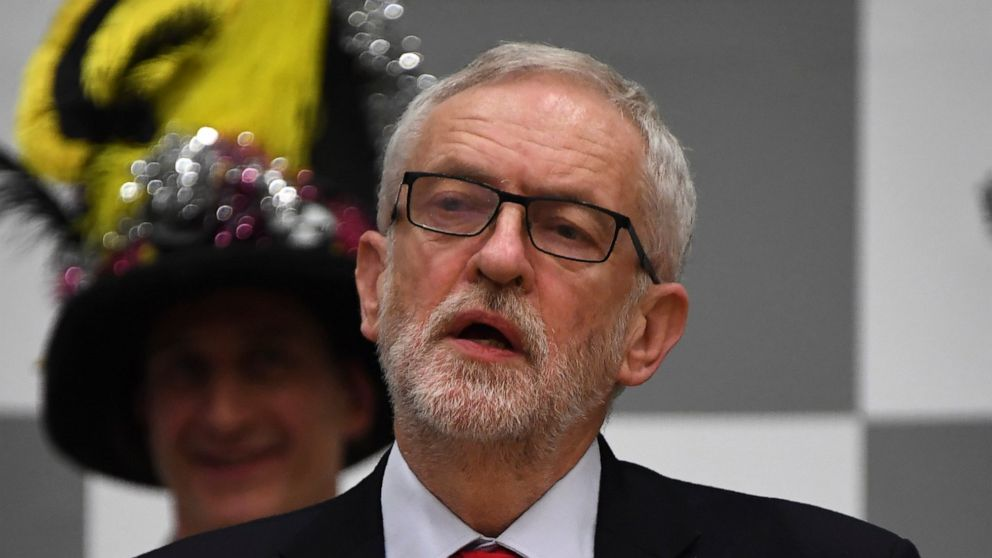 Corbyn calamity: Labor Party implodes, will seek new lead thumbnail