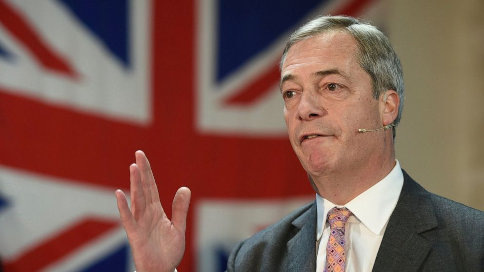 UK Brexit Party rejects electoral pact with Conservatives
