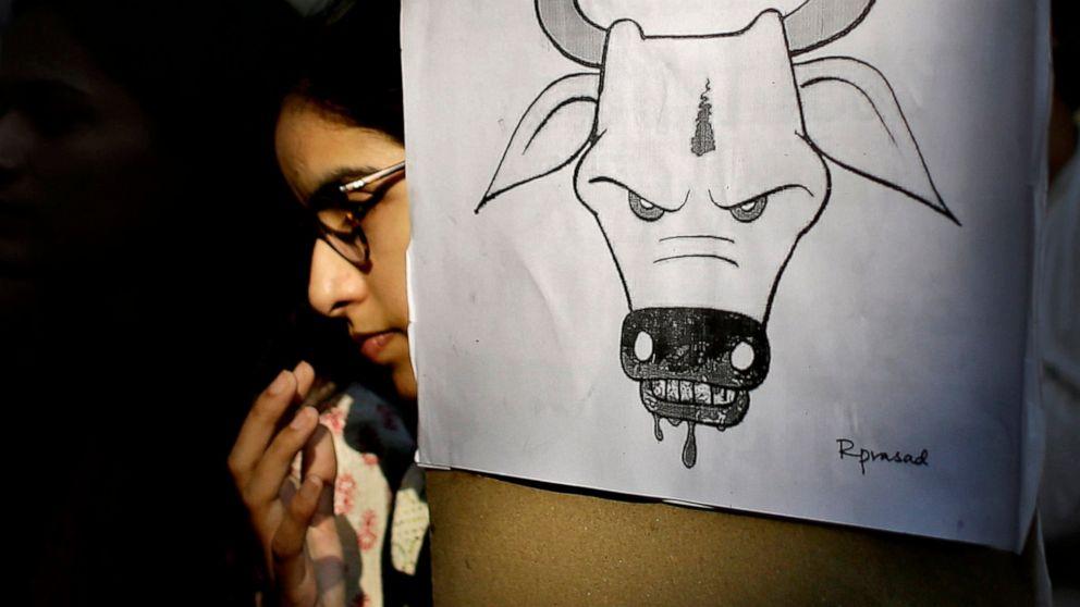 Man killed over allegation of cow smuggling in Kashmir