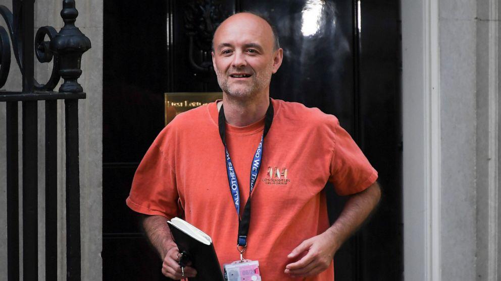 Ex-aide says Boris Johnson called health minister 'hopeless'