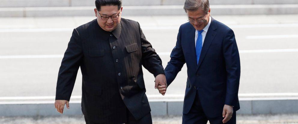 file in this april 27 2018 file photo north korean leader kim