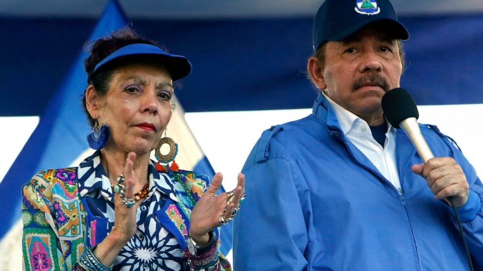 Nicaragua party lists presidential candidate despite arrests
