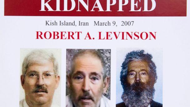 Iran calls ex-FBI agent's case a 'missing person' file