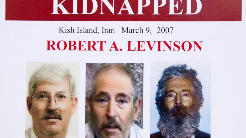 Iran mengatakan kasus terbuka pada mantan agen FBI yang hilang ada pada pekerjaan CIA