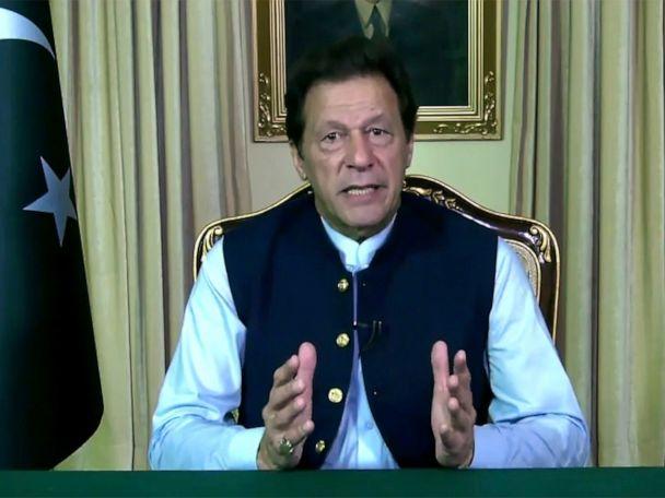 At UN, Pakistani leader says India sponsors anti-Muslim hate