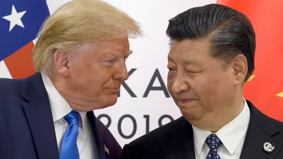 Markets tumble on growing tariffs rift between US, China