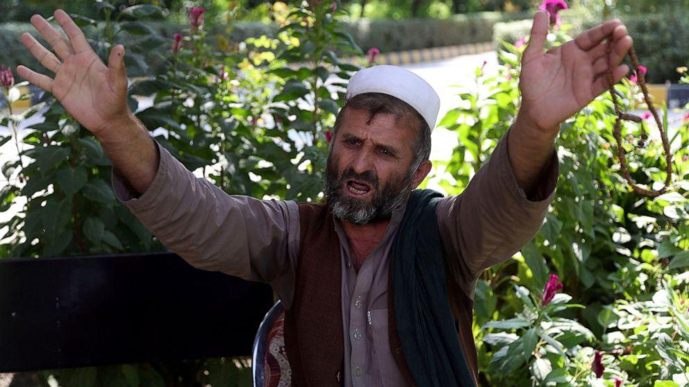 Bericht von der CIA ausgebildete afghanische Kräfte hinter dem Krieg Gräueltaten
