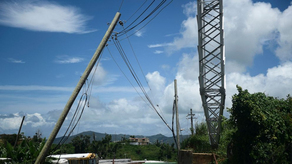 New Puerto Rico gov suspends contract to rebuild power grid thumbnail