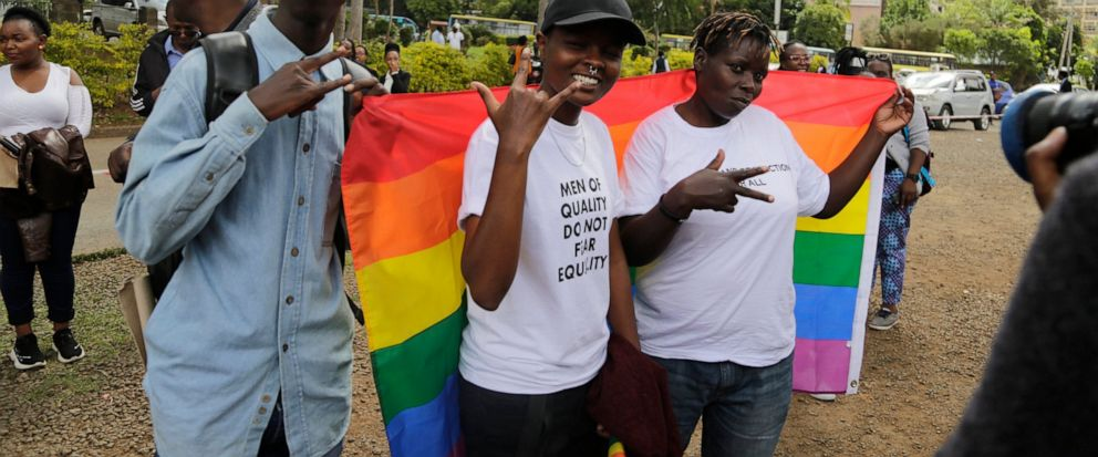 Kenyan Court Upholds Laws Criminalizing Same Sex Relations -8945