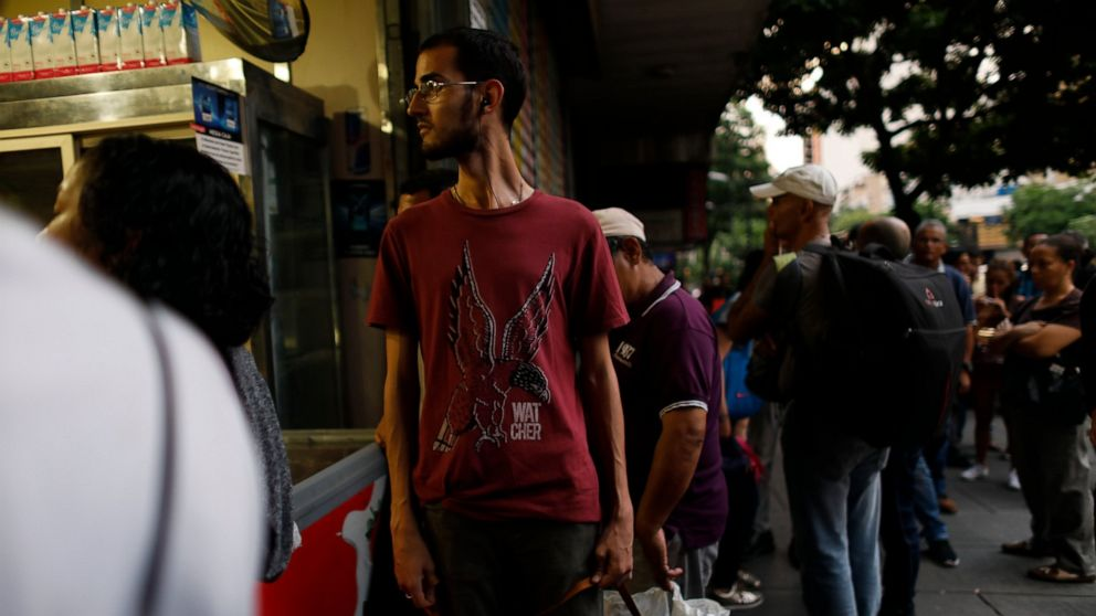 The Latest: Venezuela government says attack caused blackout