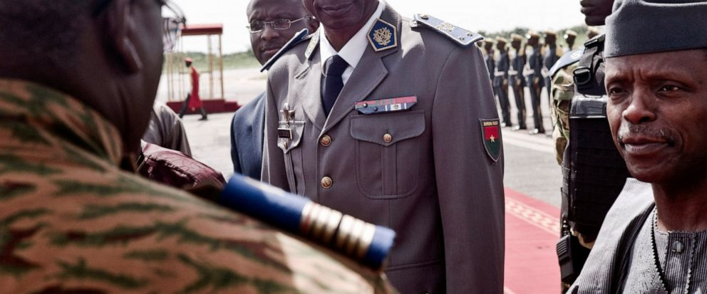 Burkina Faso court convicts 2 generals over coup attempt