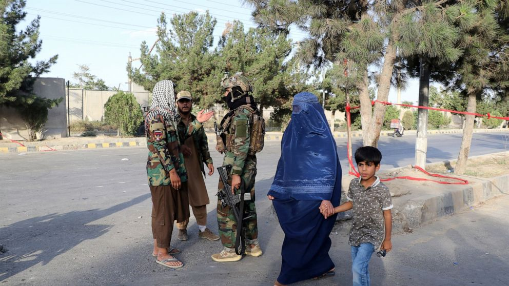 Afghans face hunger crisis, adding to Taliban's challenges