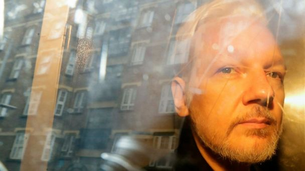 Sweden won't appeal decision not to arrest Assange