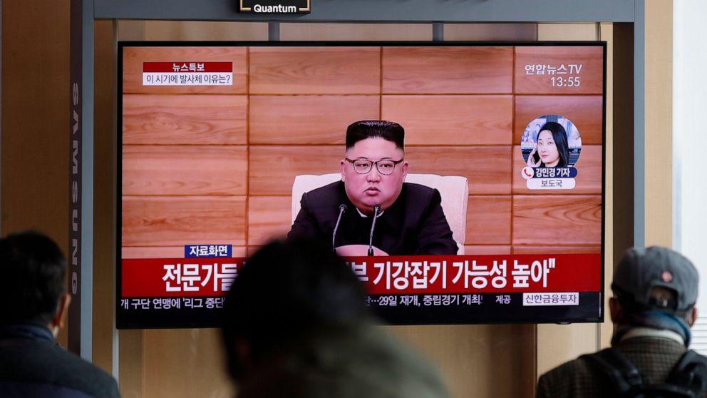 Süd-Militär: Nordkorea feuert unbekannte Projektil