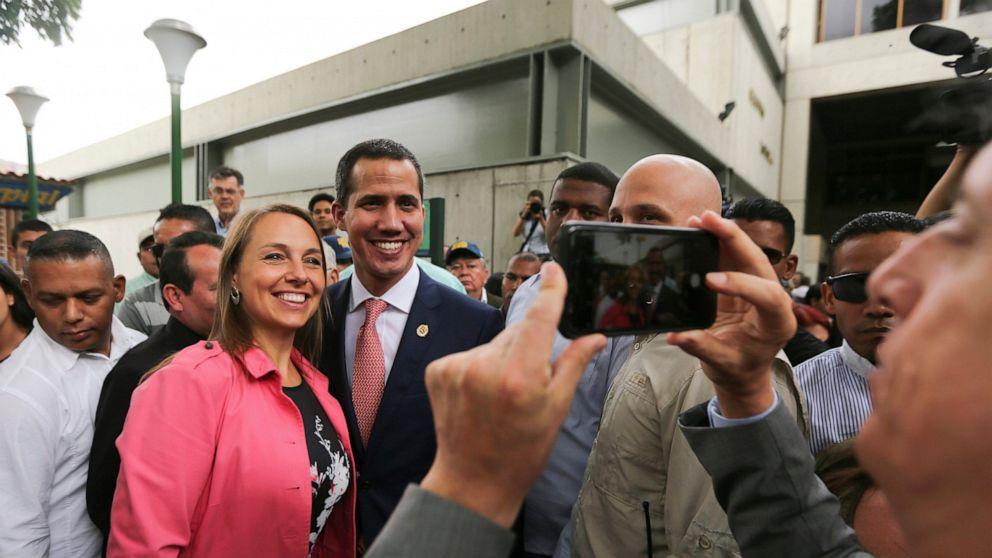 Venezuela negotiators return to Norway for crisis talks