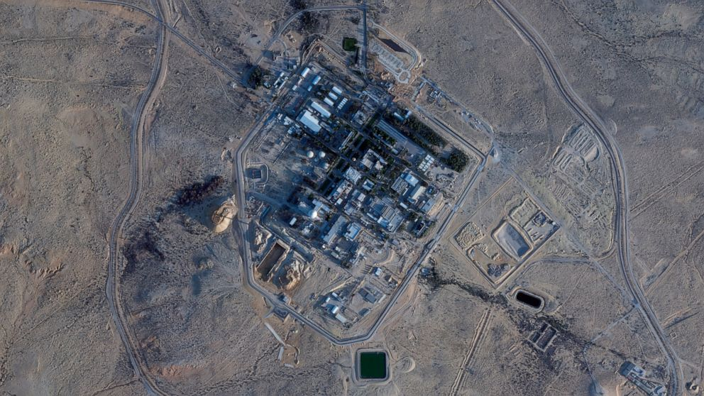 Secretive Israeli nuclear facility undergoes major project