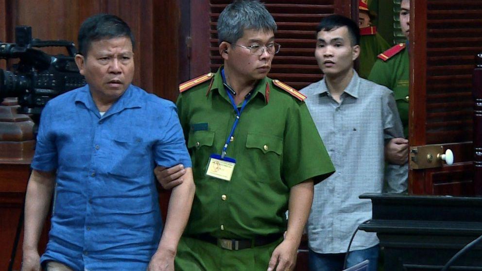 Vietnamese court finds Australian guilty of terrorism thumbnail