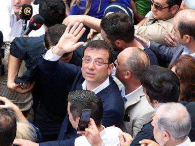 Opposition win in Istanbul a blow to Turkey's Erdogan