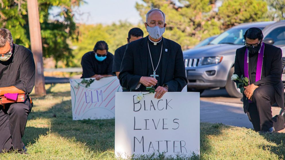 Pope sends strong message to US Catholics after Floyd death thumbnail
