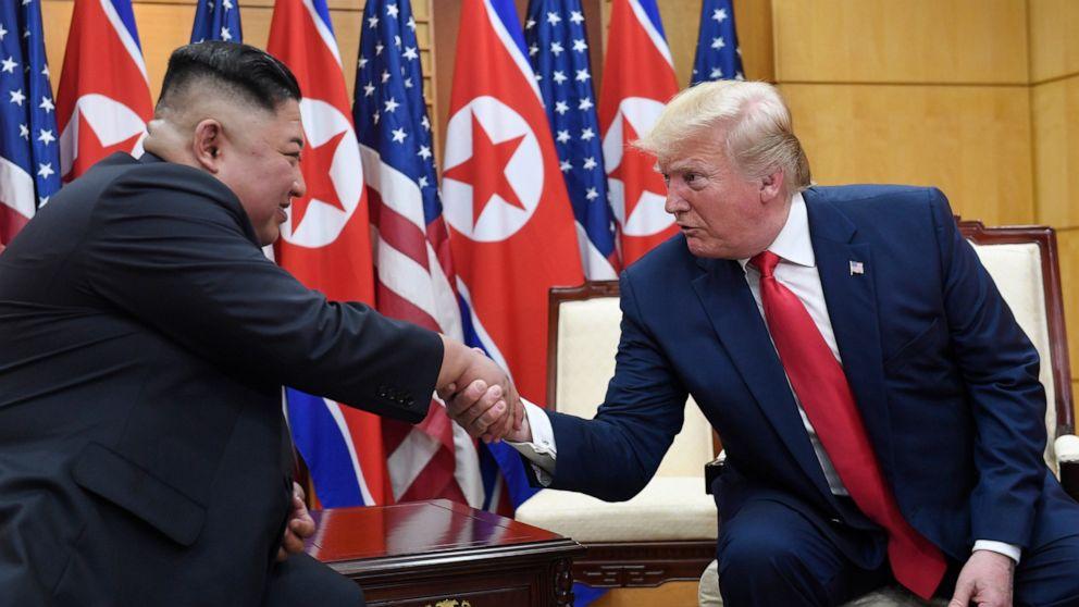 NKorea sagt Gespräche mit UNS stattfinden könnte in