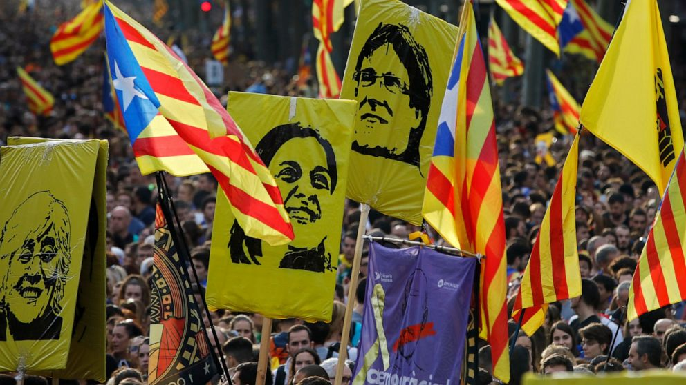 Timeline of Catalan separatism that has rocked Spain thumbnail