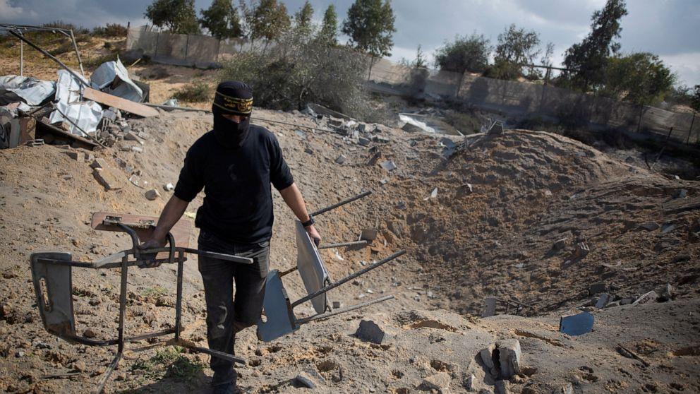 Palestinians fire rockets at Israel;  Netanyahu threatens war