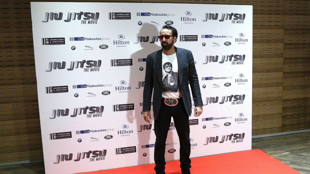 'Jiu Jitsu' producer says film 'make-or-break' for Cyprus