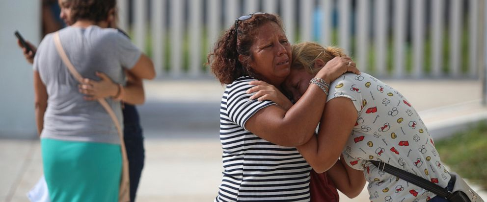 Families begin burying the 28 victims of Mexico bar fire