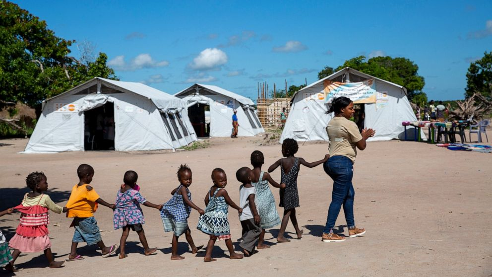 A year after deadly cyclone, Mozambique now braces for virus thumbnail