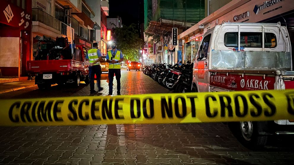 Maldives Officials Say Islamic Extremists Are Responsible for Explosion That Critically Wounded Former President Mohamed Nasheed