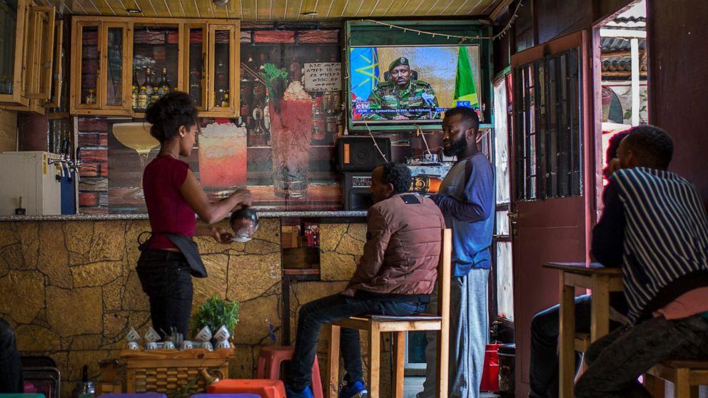 Ethiopia hunts for plotter of failed coup in Amhara region