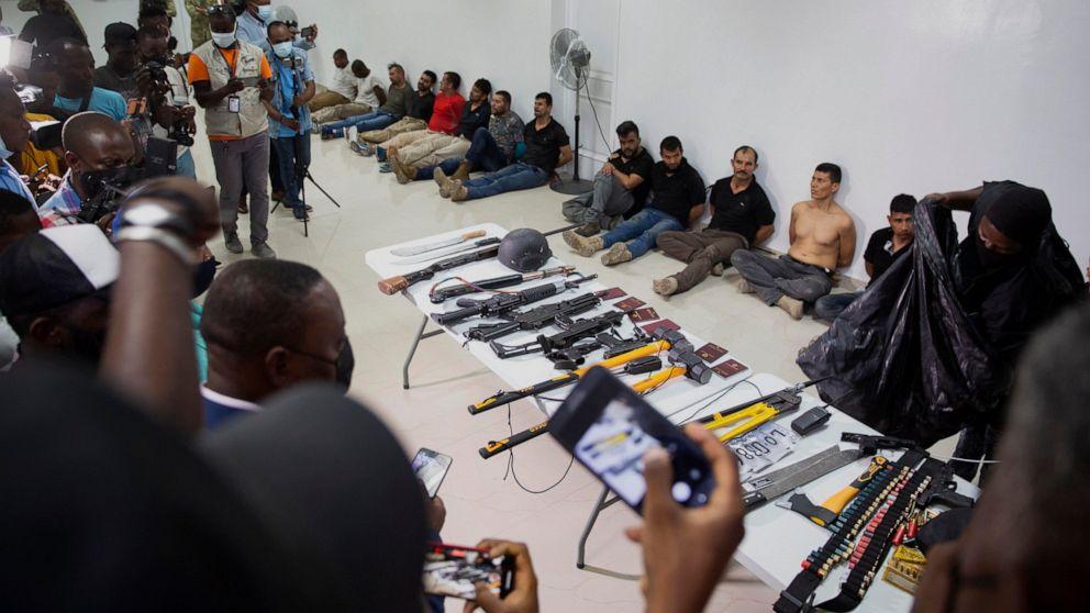 Haiti: Former Bodyguard, 26 Colombians Involved In Moise Assassination