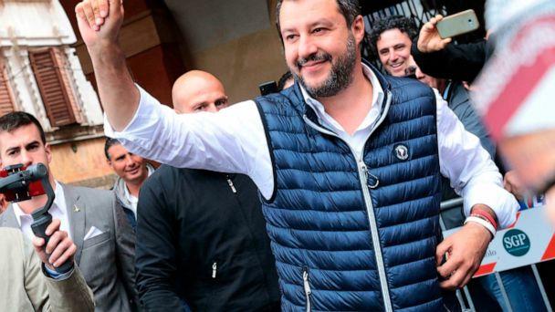 Italy's Salvini furious as 47 migrants land despite his ban