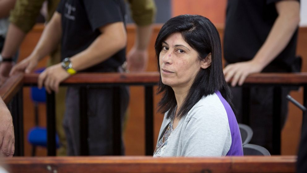 Israel sentences Palestinian lawmaker to two years in prison