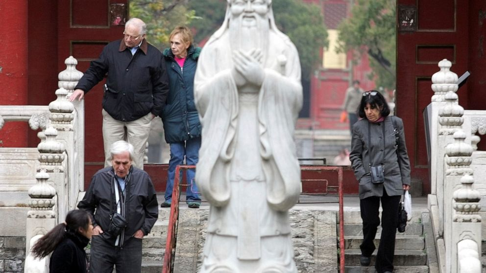 China deploys Confucius in bid to boost religion controls