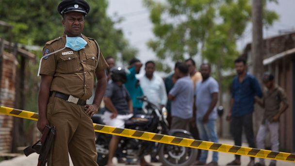Links to Easter bombings put eastern Sri Lanka on edge