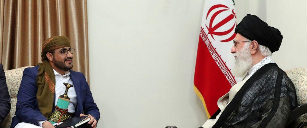 Mohammed Abdul-Salam,, Ali Khamenei