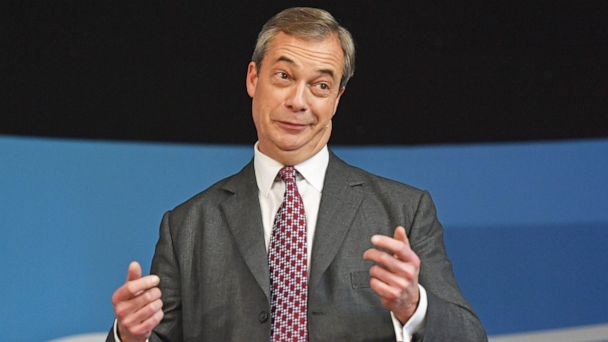 Farage's Brexit Party hit by split a week before UK election