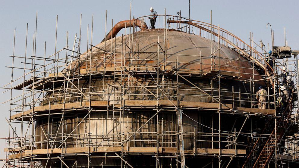 サウジアラビア正式に開始IPOの国営石油会社