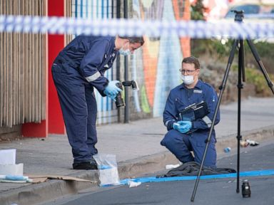 Shooting at Australia nightclub leaves 1 dead 1 critical