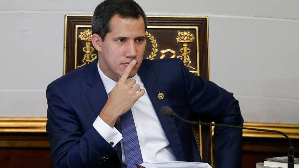 Venezuela's Guaidó refutes allegations of paramilitary ties