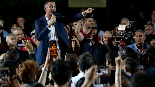 Greek conservatives dominate second round of local elections