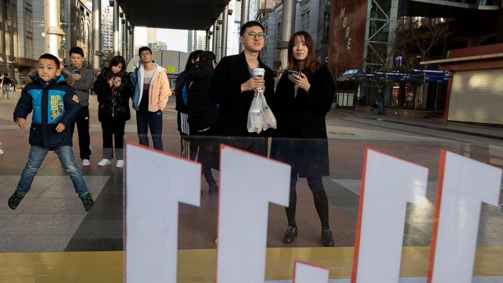 Chinesische e-commerce-Riesen Bericht boomt Singles Day sales